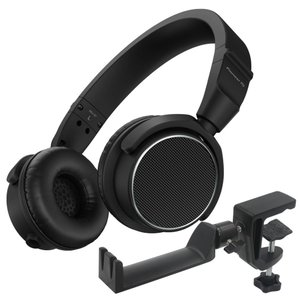 Pioneer HDJ-S7-K Black DJヘッドホン & SEELETON SMH-1 ヘッ...