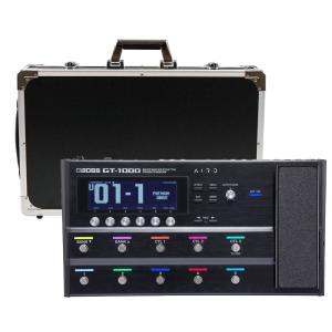 BOSS GT-1000 エフェクターケース付き Guitar Effects Processor ...
