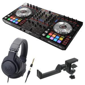Pioneer DDJ-SX3 DJコントローラー AUDIO-TECHNICA ATH-M20x ...