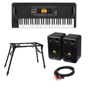 KORG EK-50 Entertainer Keyboard キーボード BEHRINGER MS...
