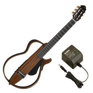 YAMAHA SLG200N NT サイレントギター PA-3C 電源アダプター付き