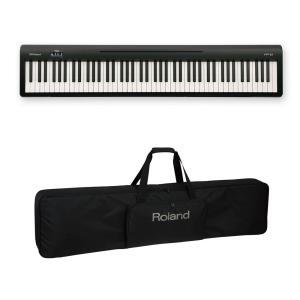 ROLAND FP-10 BK 電子ピアノ ポータブルピアノ キャリングケース付きセット