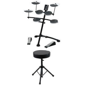 ROLAND TD-1K V-Drum コンパクト エレクトリックドラム ドラムイス付きセット