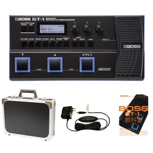 セット内容:・BOSS GT-1 マルチエフェクター・Dicon Audio EC3525BK エフ...
