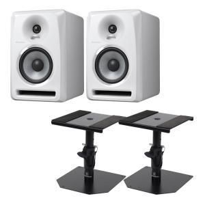 Pioneer S-DJ50X-W White パワードモニタースピーカー Dicon Audio ...