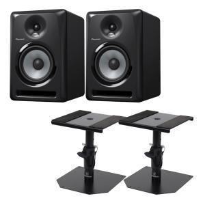 Pioneer S-DJ60X パワードモニタースピーカー Dicon Audio SS-032R ...