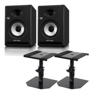 BEHRINGER K5 NEKKST パワードモニタースピーカー Dicon Audio SS-0...