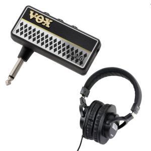VOX AmPlug2 LEAD AP2-LD ギター用ヘッドホンアンプ SDG-H5000 モニタ...