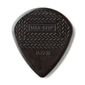 JIM DUNLOP(ジム ダンロップ) MAXGRIP JAZZ III/BK ピック従来のJAZ...