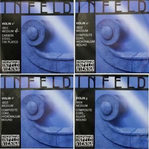 Thomastik Infeld BLUE インフェルト 青 バイオリン弦セット