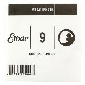 ELIXIR 13009 009弦×4本 ギター用バラ弦