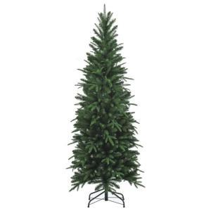 輸入 クリスマスツリー ミックスパインスリムツリー(69016)H180・W70・スタンドW35|chw