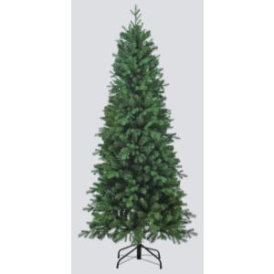 輸入 クリスマスツリー ミックスパインスリムツリー(69018)H180・W75・スタンドW30|chw