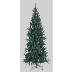 スリムパインツリー(69364)H240・W100・スタンドW36 輸入 クリスマスツリー|chw