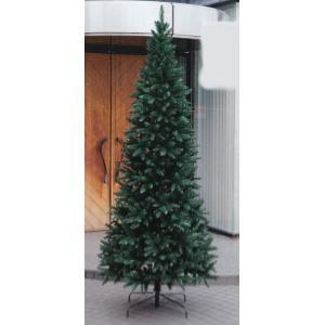 スリムパインツリー(69365)H270・W118・スタンドW51 輸入 クリスマスツリー|chw