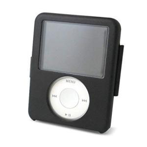 ミヤビックス MIYAVIX PDAIR 第3世代 iPod nano 3rd Gen用アルミケース ブラック シルバー PAACIPDN3/BL/SL|chy
