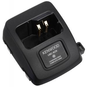 KENWOOD ケンウッド 特定小電力トランシーバーUBZ-EA20R専用充電台(ACアダプター別売) UBC-6CR 正規品|chy