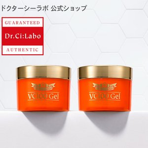 [25%OFF]2個セット ドクターシーラボ vc100 公式 シーラボ オールインワンゲル VC100ゲル80g オールインワンジェル 化粧水 乳液 美容液 皮脂 角質 保湿