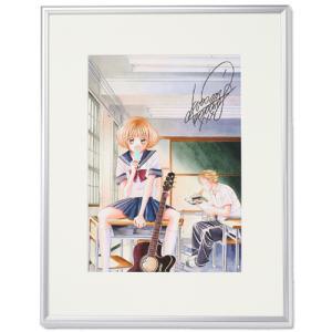 青木琴美先生直筆サイン入り「カノジョは嘘を愛しすぎてる」超高画質複製原画 ciao-shop