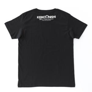 西炯子かきおろし!名言TシャツB「節度を持って無理しよう」|ciao-shop|02
