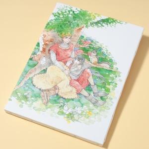 岩本ナオ先生「マロニエ王国の七人の騎士」キャンバスアートC(大)|ciao-shop|02
