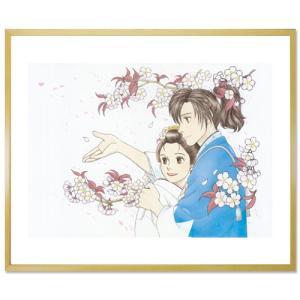 渡辺多恵子先生『風光る』超高画質複製原画 A(サイズ中)|ciao-shop