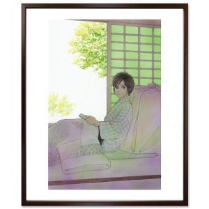 渡辺多恵子先生『風光る』超高画質複製原画 B(サイズ小)|ciao-shop
