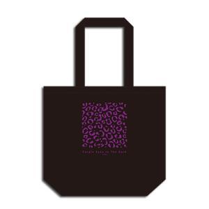 篠原千絵原画展オリジナル・グッズ 「闇のパープル・アイ」トートバッグ|ciao-shop