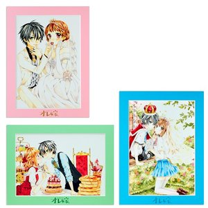 「オレ嫁。」完結記念超美麗オリジナル複製原画3枚セット|ciao-shop