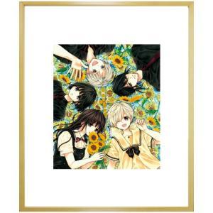 くまがい杏子先生直筆サイン入り!超高画質複製原画プリマグラフィー「チョコレート・ヴァンパイアB」(サイズ中)|ciao-shop