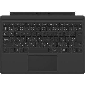 Microsoft 純正 Surface pro4用 タイプカバー ブラック QC7-00070 TYPECOVER キーボード SURFACEPRO4