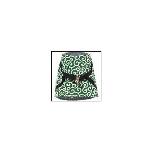犬の胴輪 ボディーハーネス 唐草 緑 犬と生活|ciera