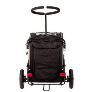 犬用カート エアバギー フォードッグ Air Buggy キューブシリーズ トゥインクル ブラック|ciera|04
