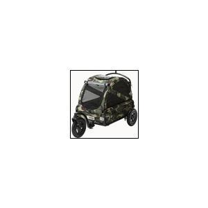 犬用カート エアバギー フォードッグ Air Buggy キューブシリーズ トゥインクル カモフラージュ|ciera