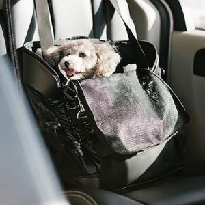 エアバギー フォードッグ 3WAY BACKPACK CARRIER デニム Air Buggy For Dog|ciera|04