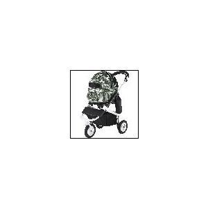 エアバギー フォードッグ ベーシックカモ・グリーン ドーム2 SM Air Buggy For Dog ciera