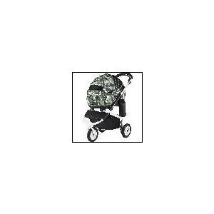 エアバギー フォードッグ ベーシックカモ・グリーン ドーム2 M Air Buggy For Dog ciera