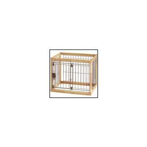 木製ペットサークル 60-50 ナチュラル リッチェル 犬用サークル 小型犬|ciera