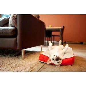 洗える猫のベッド P.L.A.Y. レクトベッド セレンゲティ ホワイト|ciera|05