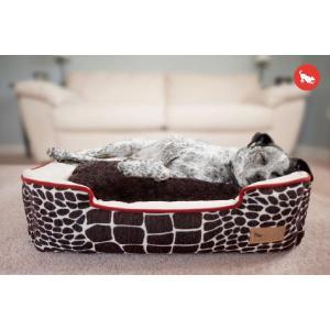 洗える猫のベッド P.L.A.Y. ラウンジベッド カラハリ ブラウン|ciera|05