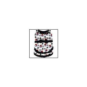 犬の服 春 夏 新作 パンクタンクBAGセット ホワイト beache ビーチェ 数量限定品 タンクトップ 洋服 ドッグウェア ciera