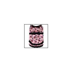 犬の服 春 夏 新作 パンクタンクBAGセット ピンク beache ビーチェ 数量限定品 タンクトップ 洋服 ドッグウェア ciera