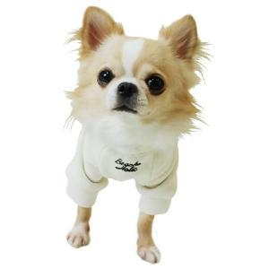 秋冬 新作 犬の服 重ね着風トレーナー グレー BEACHE HOLIC ビーチェ ホリック 洋服 ドッグウェア|ciera|05