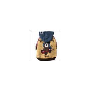 犬の服 秋 冬 レーシングパーカー オレンジ BEACHE HOLIC ビーチェホリック 洋服 ドッグウェア|ciera
