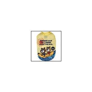 犬の服 春 夏 バナナボートタンク イエロー BEACHE HOLIC ビーチェホリック 洋服 ドッグウェア|ciera