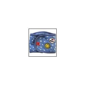 犬のマナーベルト 春 夏 新作 ダンガリーマナーベルト Blue Star circus circus サーカス サーカス|ciera