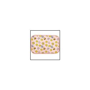 犬のマット 春 夏 新作 クークチュール クール×クールプラス スマイルハッピーマット ピンク Cool×Cool plus|ciera