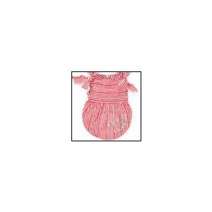犬の服 春 夏 新作 リボンバルーンワンピース レッド crazy boo クレイジーブー 洋服 ドッグウェア|ciera