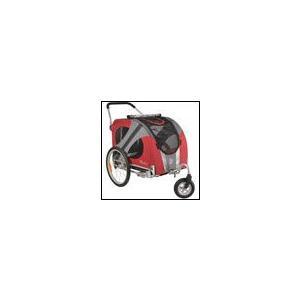 犬用カート ドギーライド・ドッグ・ストローラー ノーベル レッド Doggy Ride Dog Stroller|ciera