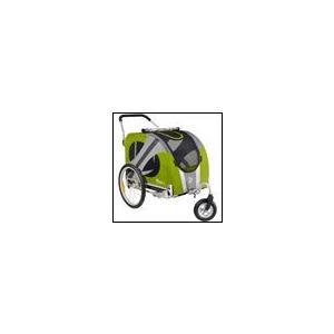 犬用カート ドギーライド・ドッグ・ストローラー ノーベル グリーン Doggy Ride Dog Stroller|ciera